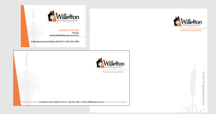 Willetton Primary School Stationery